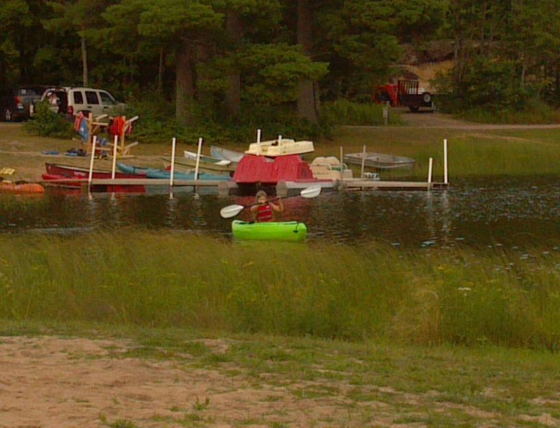 Otter Lake Campground and Lodges