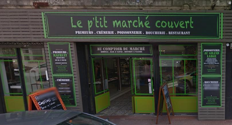 Au comptoir du marche le bouscat restaurant reviews for Le comptoir toulousain du carrelage