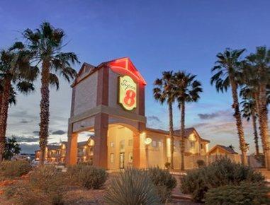 Super 8 Tucson/Grant Road Area AZ