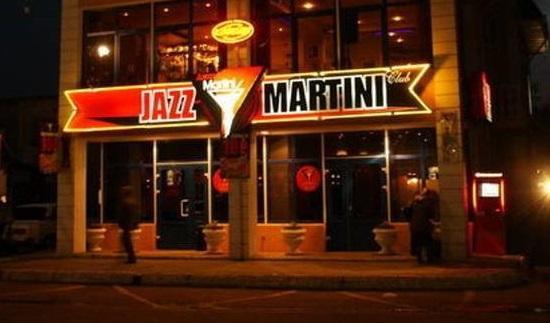 Jazz-Martini