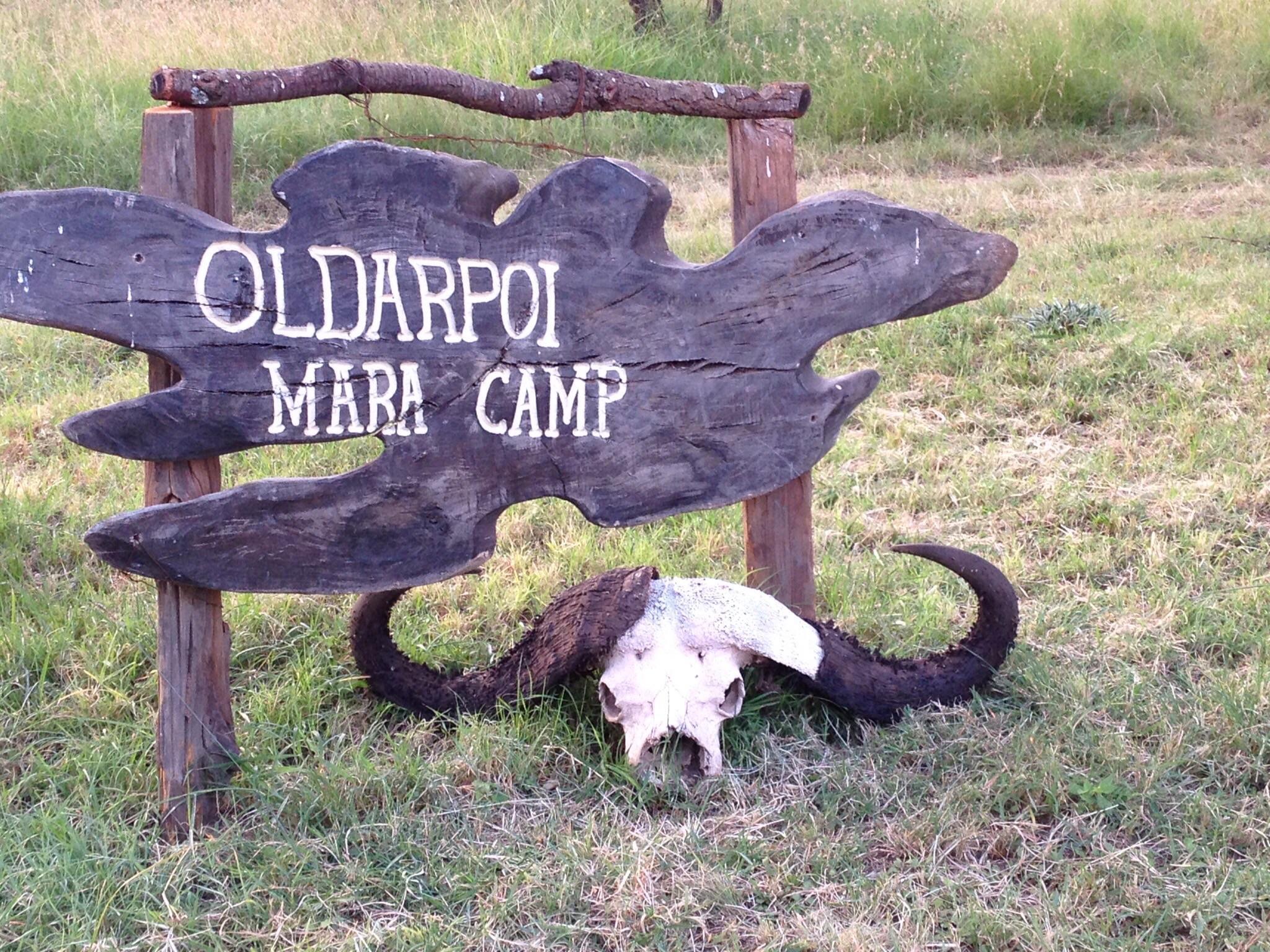 Oldarpoi Mara Camp
