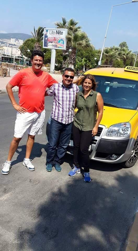 Ephesus Taxi Ali Baba