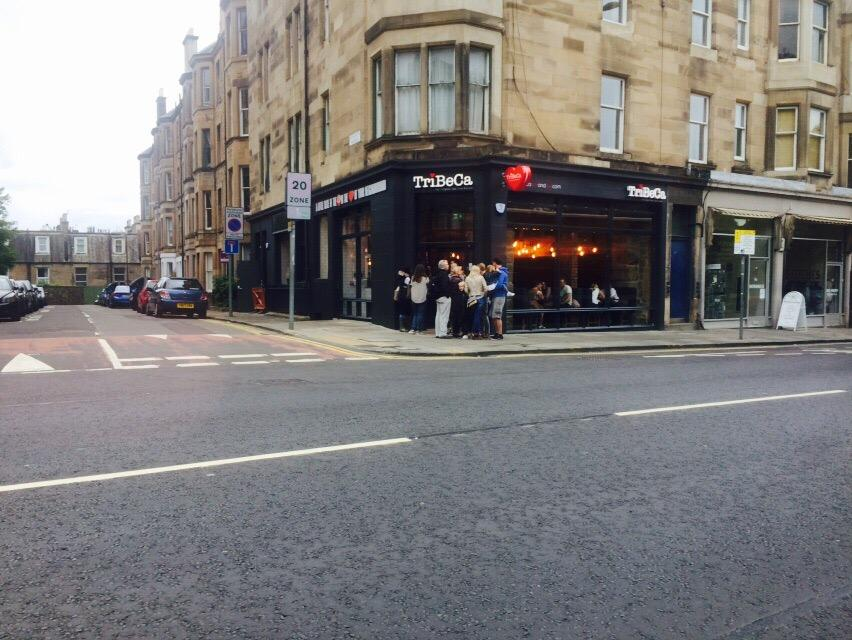 Tribeca edinburgh restaurant reviews phone number for O kitchen edinburgh