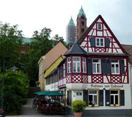 Gasthaus zum Halbmond