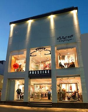 Prestige The Man Store