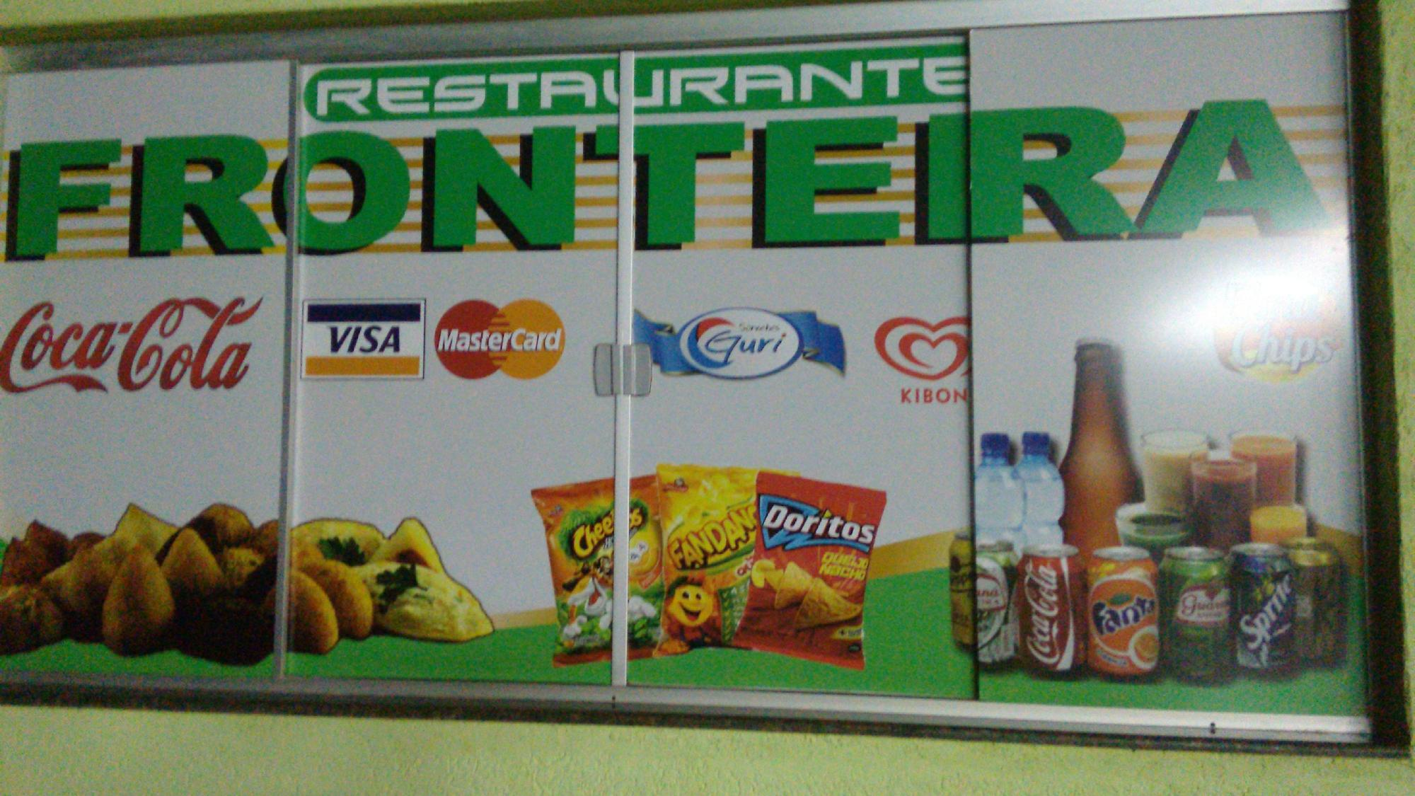 Restaurante Posto Fronteira