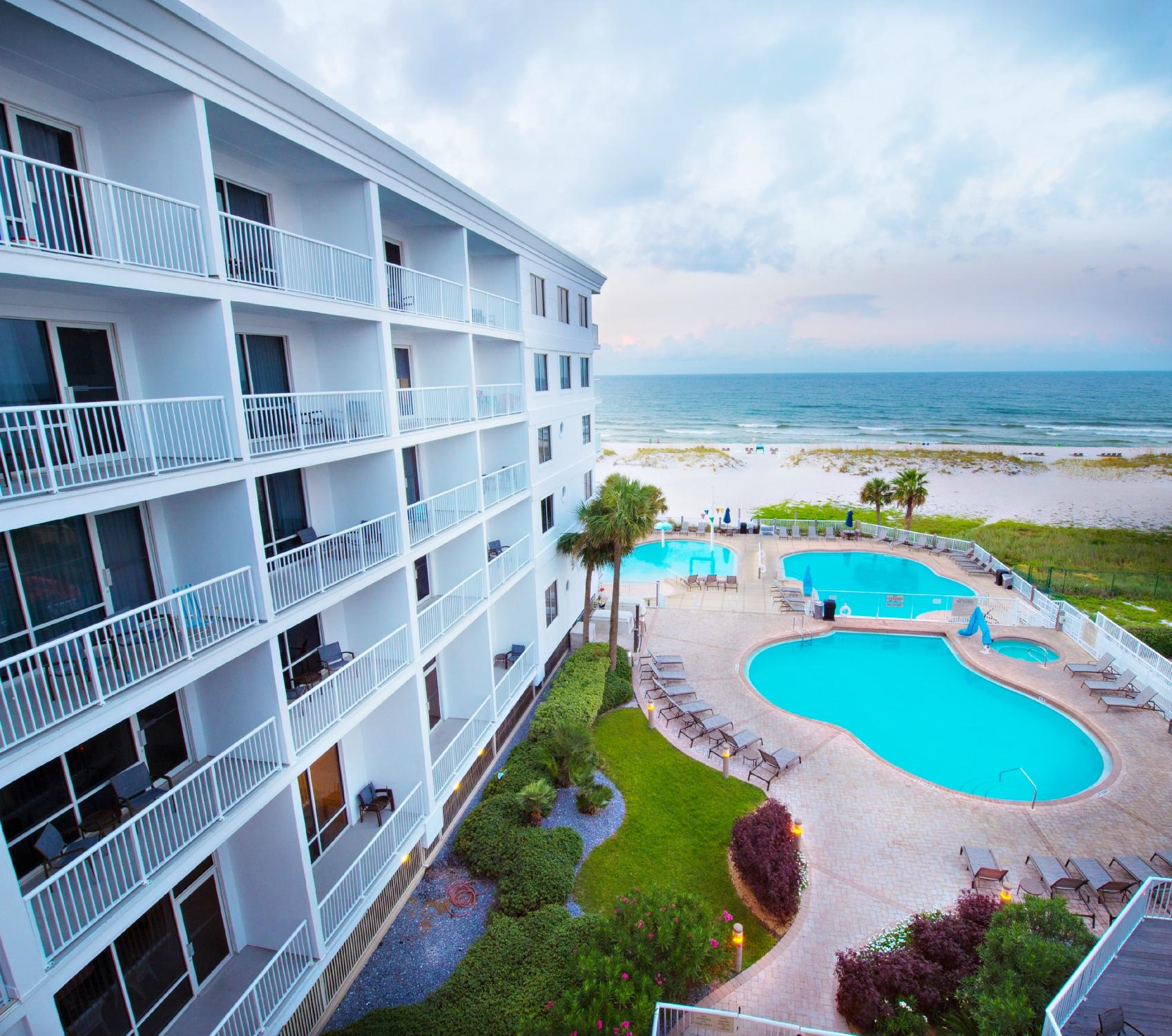 Springhill Suites Pensacola Beach Fl 2018 Hotel Review Family Vacation Critic
