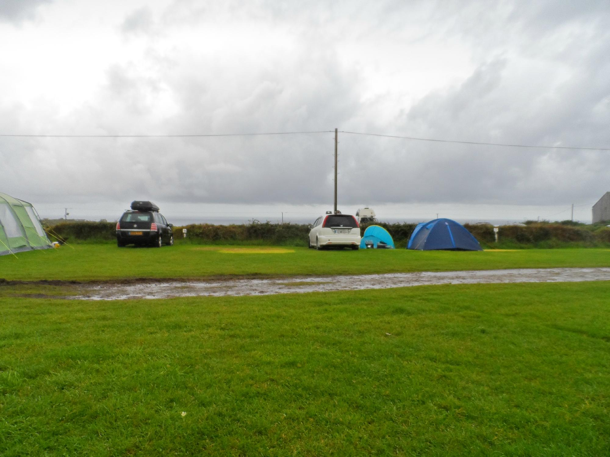 Trevedra Farm Caravan and Camping Site