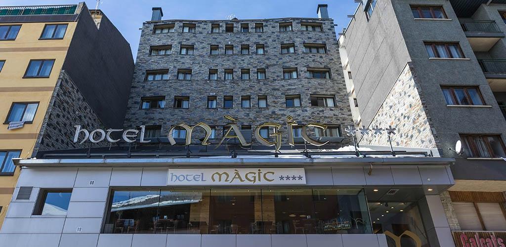 ホテル マジック パス