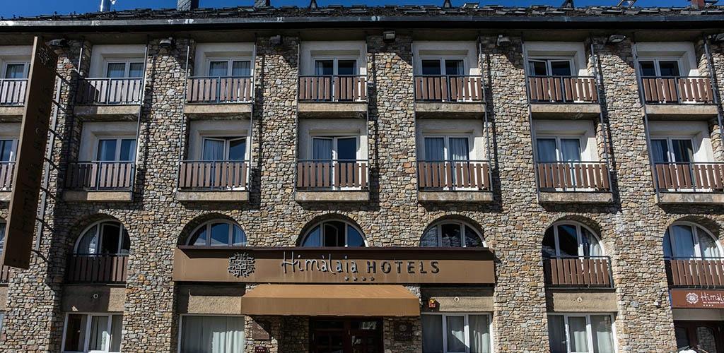 Hotel Himalaia Pas