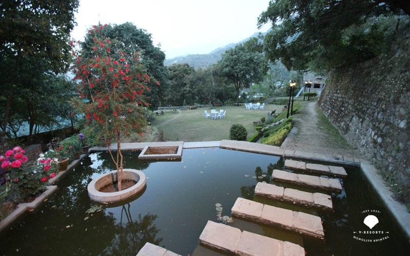 Bhimtal India  city pictures gallery : Resorts Monolith Bhimtal, India Hotel Reviews TripAdvisor