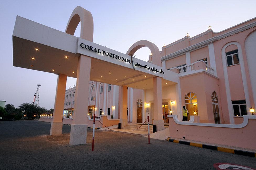 Coral Port Sudan Hotel