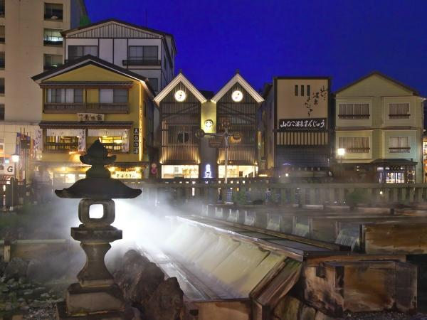 湯畑草菴溫泉飯店