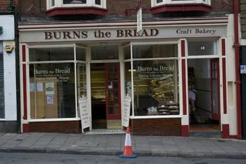Burns the Bread