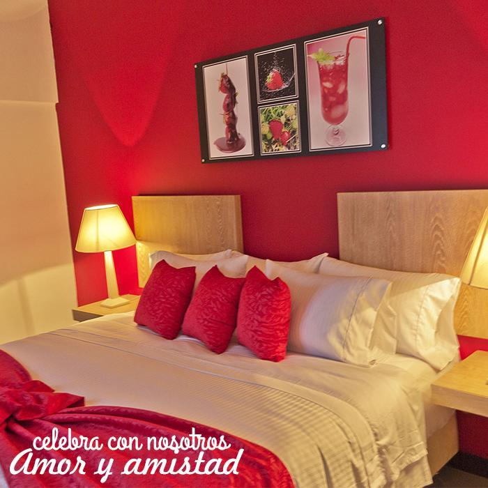 Hotel Aromax del Campestre