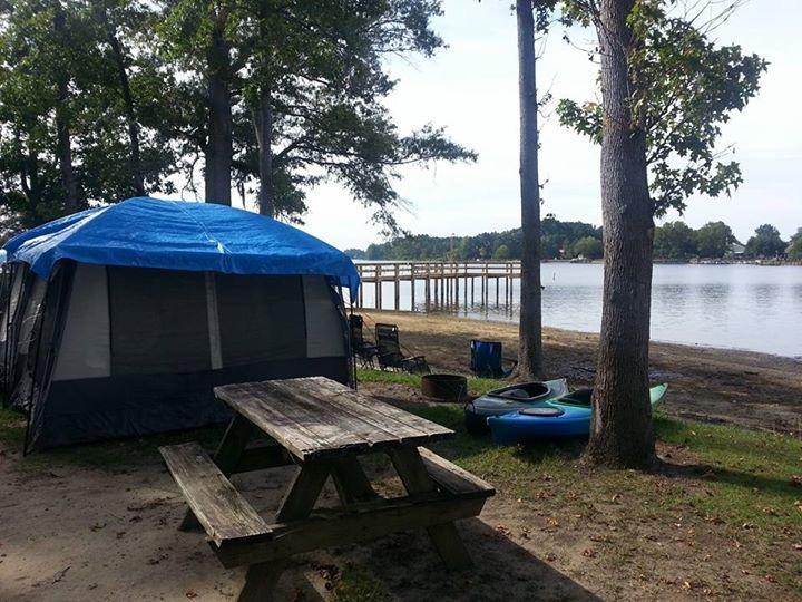 Taw Caw Campground & Marina