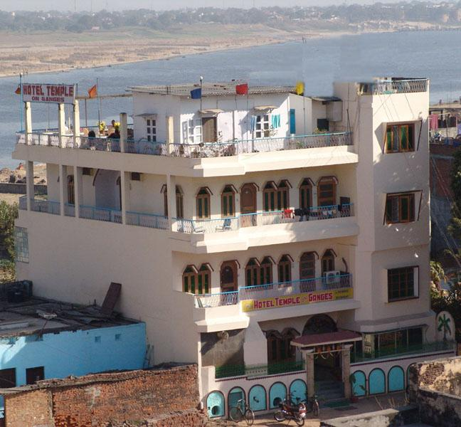 Hotel Temple on Ganges