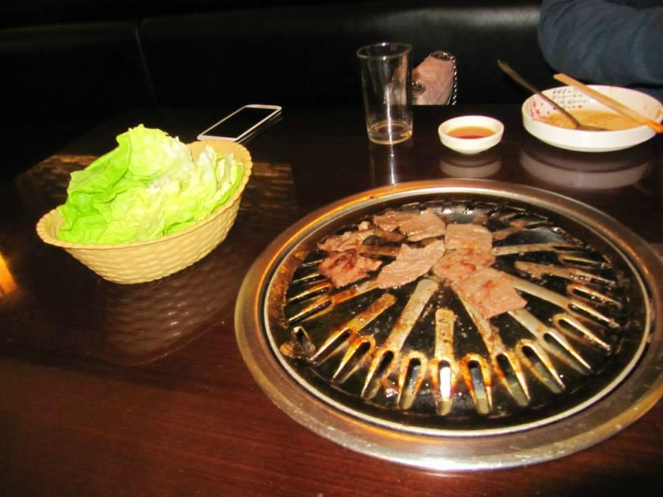 Restaurants arirang in city of london westminster with for Asian cuisine london
