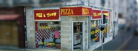 Pizz'a Tony