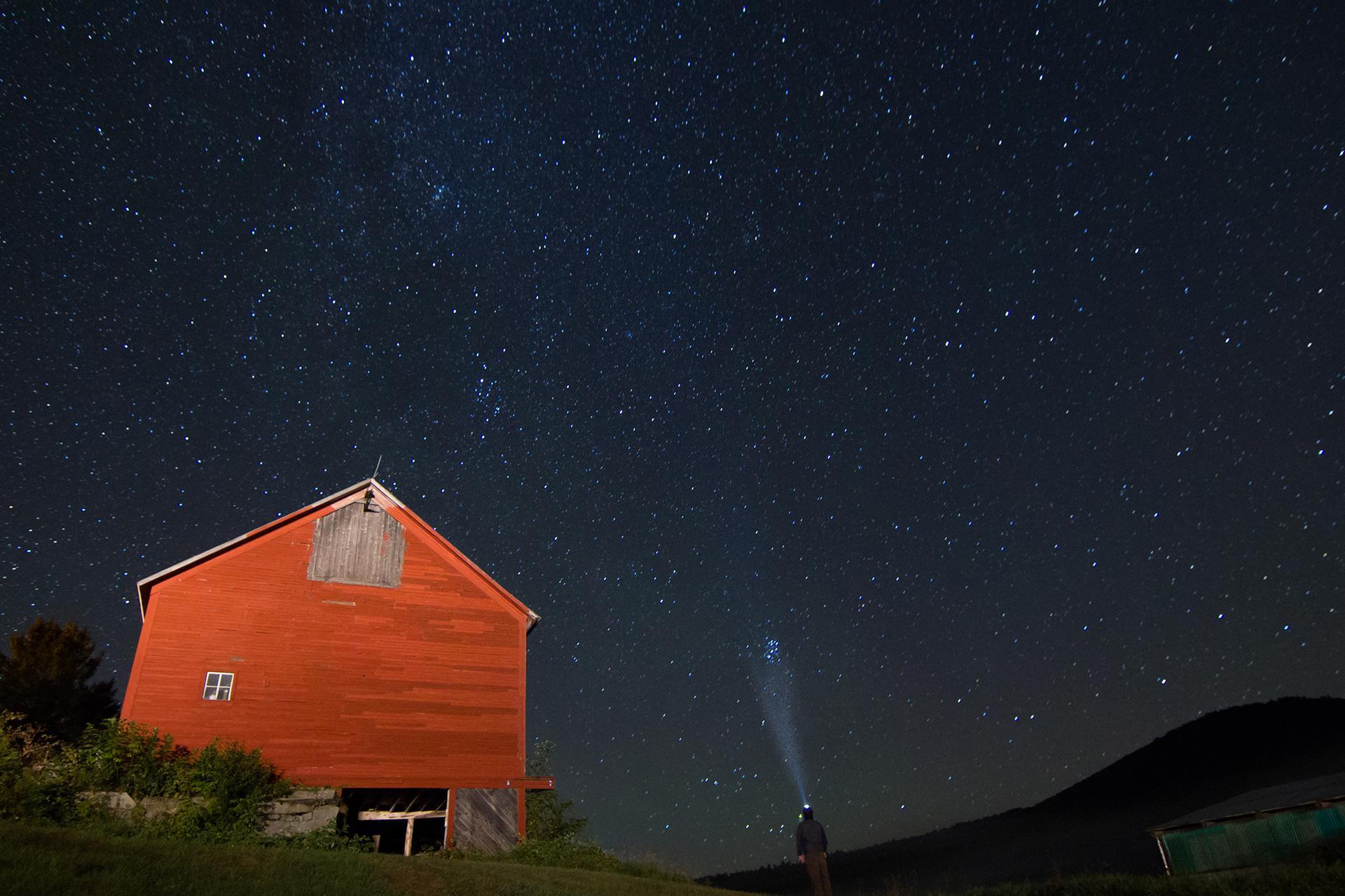 Vermont Sky, Brian Drourr Photography | Vermont Tourism