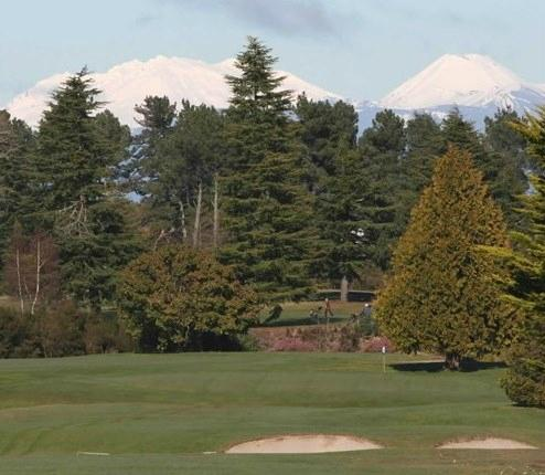 Golf Club Taupo