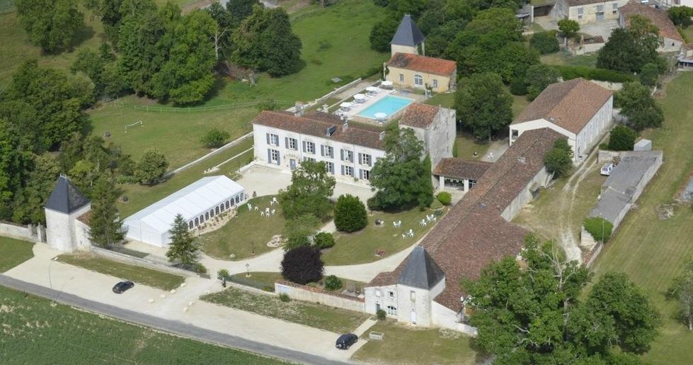 Chateau de Laleard