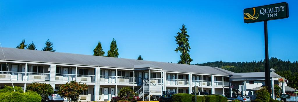 Quality Inn Cottage Grove - Eugene South