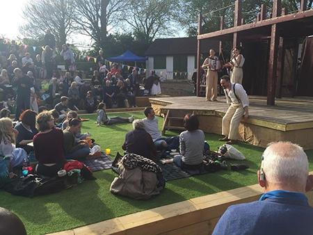 Brighton Open Air Theatre (B.O.A.T)