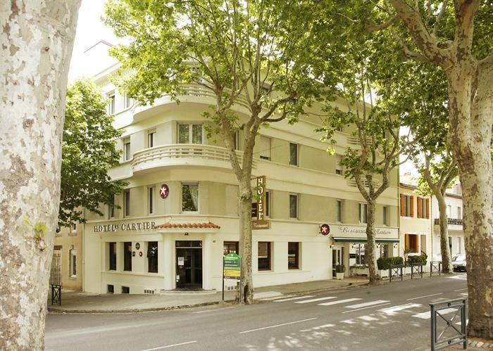 Hotel Restaurant Cartier
