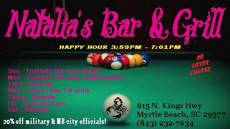 Natalia's Bar & Grill