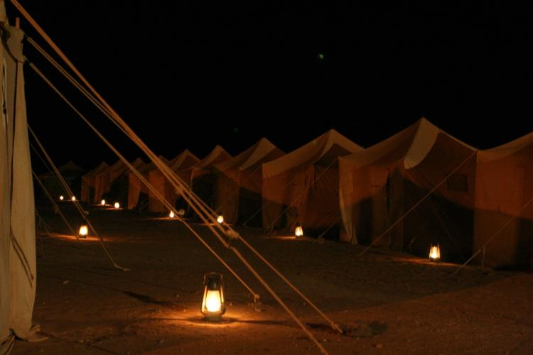 Jabal Rum Camp