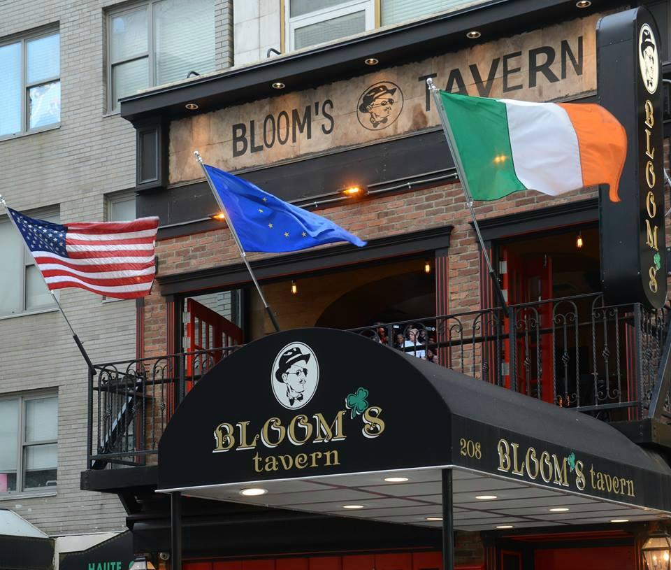 bloom 39 s tavern new york city midtown restaurant. Black Bedroom Furniture Sets. Home Design Ideas