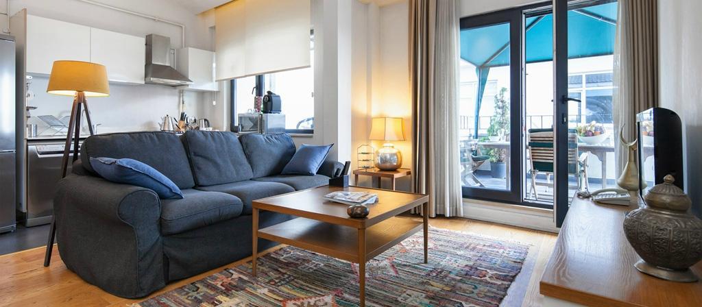 加拉塔公寓酒店