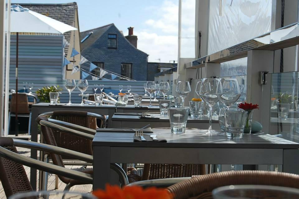 Restaurants the loft restaurant terrace in cornwall for Cuisine loft