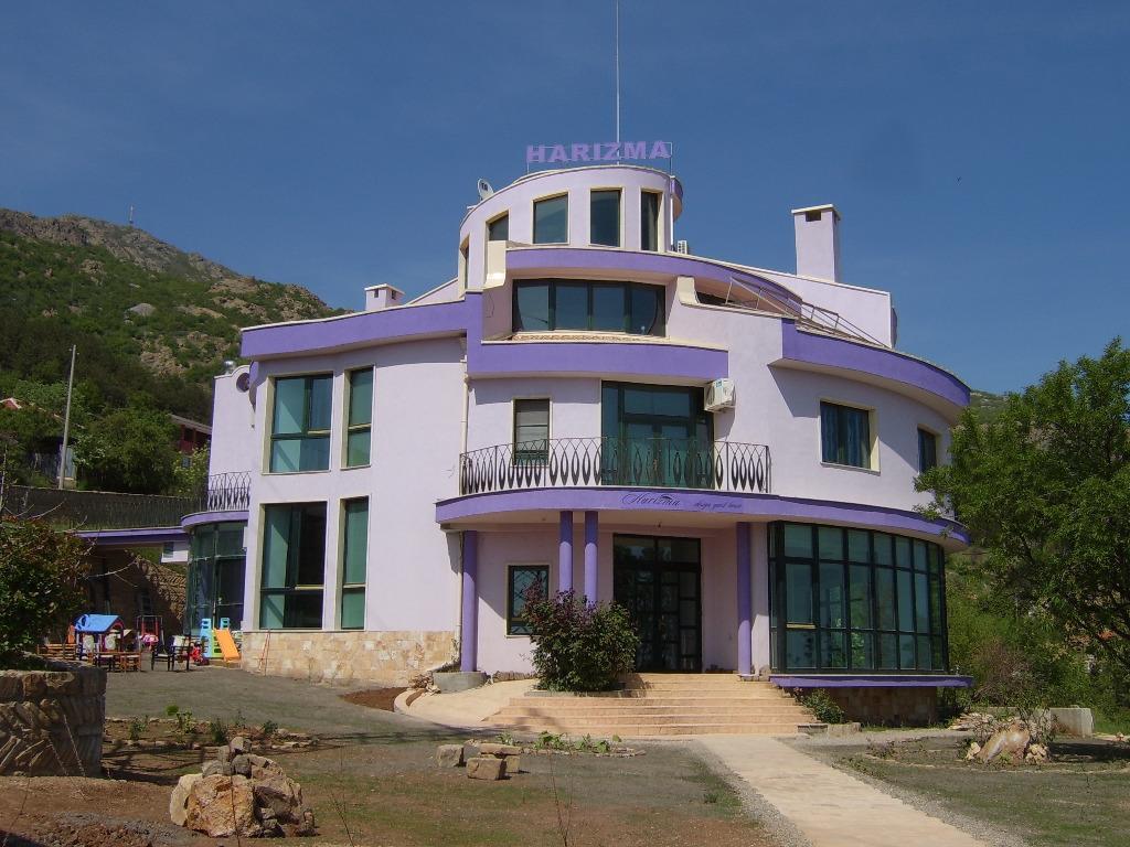 哈利茲馬設計旅館