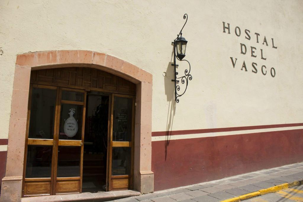 Hotel del Vasco