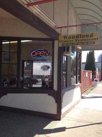 Woodland Chinese Restaurant