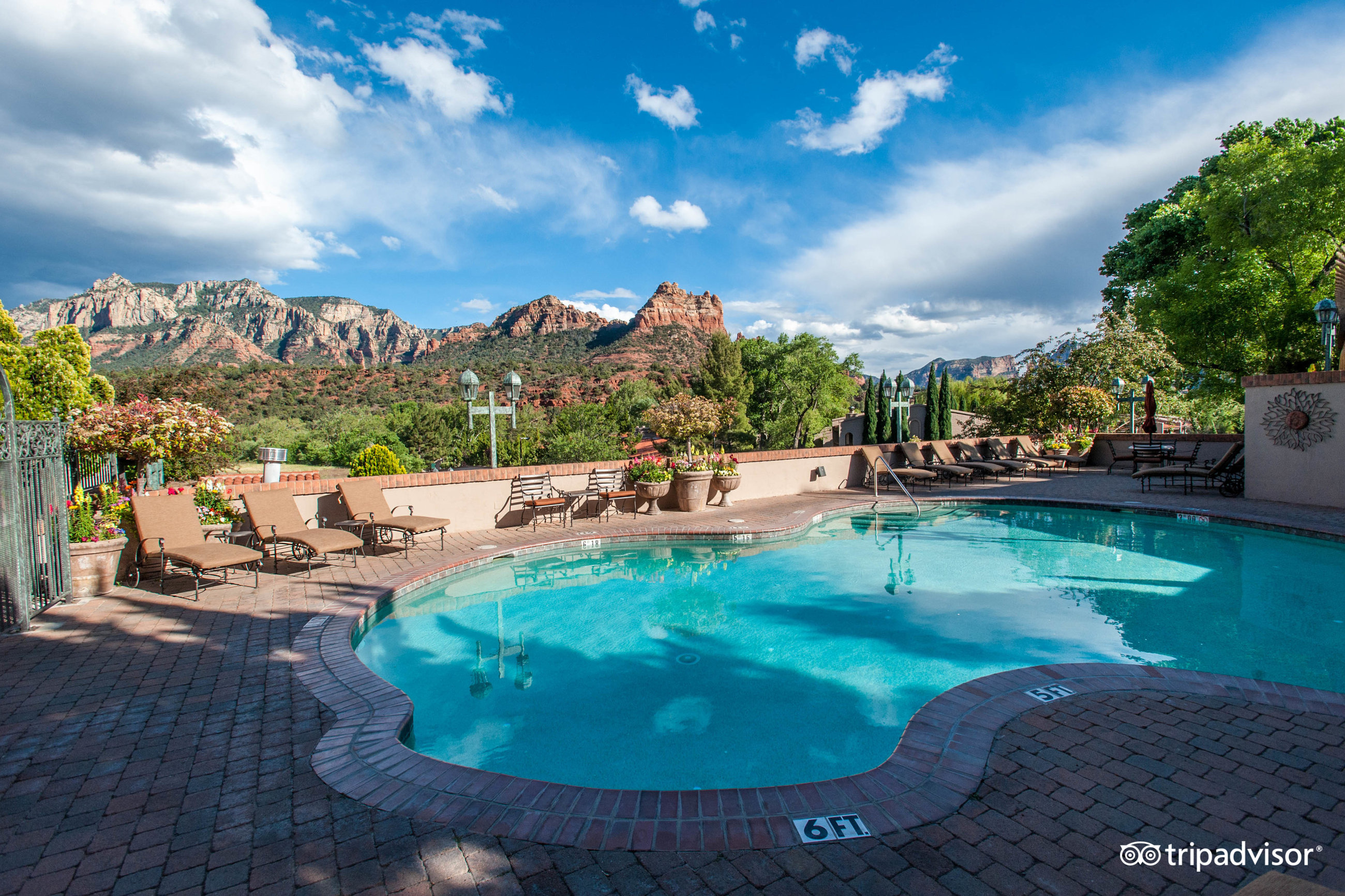 Best Western Plus Arroyo Roble Hotel Creekside Villas Sedona Az 2018 Review Ratings Family Vacation Critic