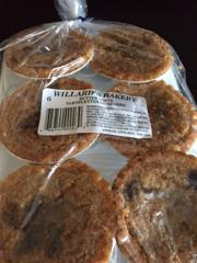 Willard's Bakery Products