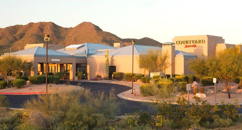 ‪Courtyard by Marriott Scottsdale Mayo Clinic‬