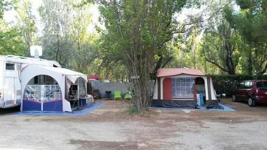 Camping Rives des Corbieres