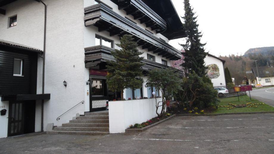 索內巴登巴登黑森林飯店