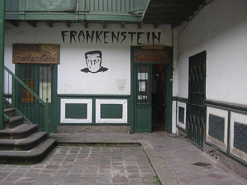 Royal Frankenstein