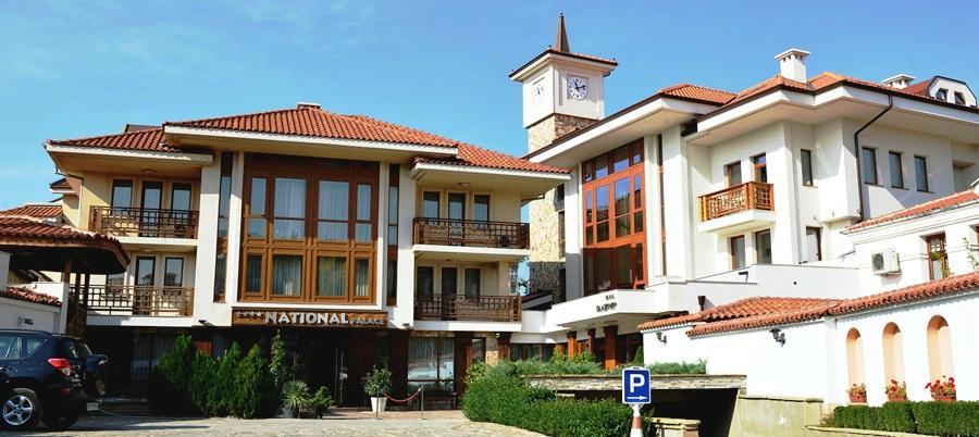 National Palace Hotel