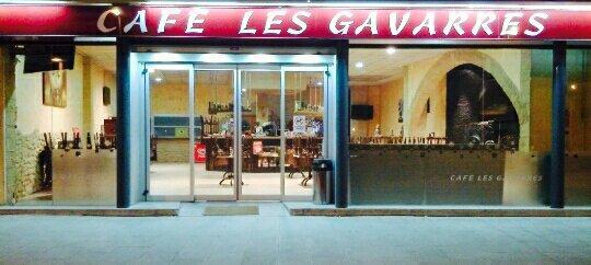 Cafe Les Gavarres