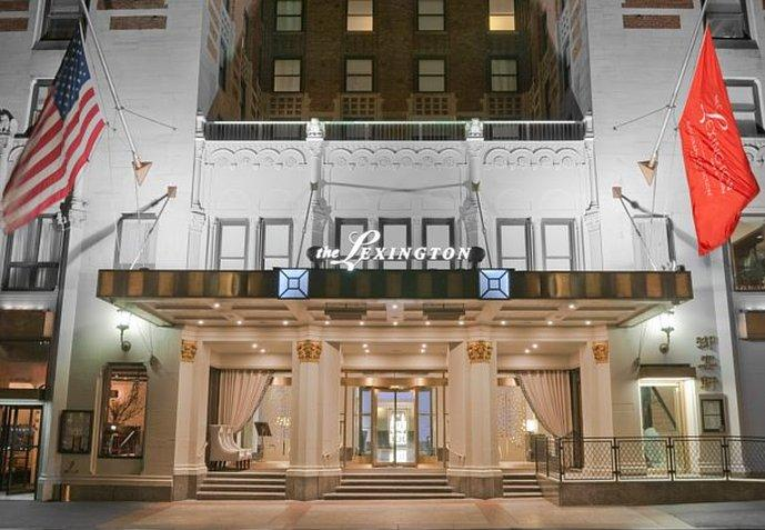‪The Lexington New York City - an Autograph Collection Hotel‬