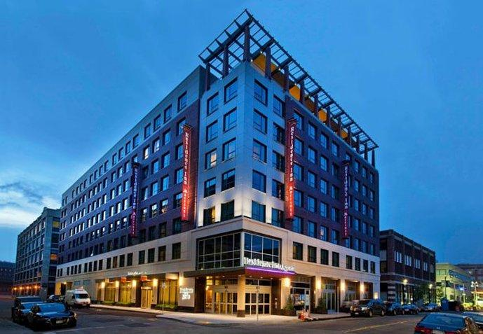 Residence Inn Boston Back Bay / Fenway