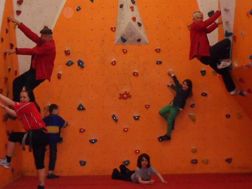 ‪Upper Limits Indoor Climbing & Bouldering Wall‬