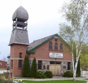 Penetanguishene Centennial Museum