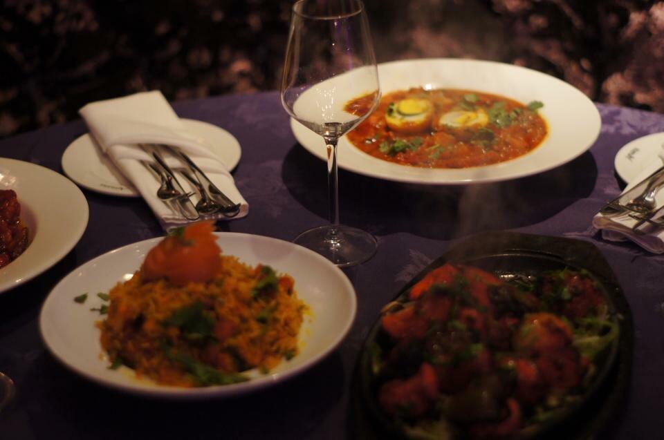 Amans congleton restaurant reviews phone number for Amans indian cuisine